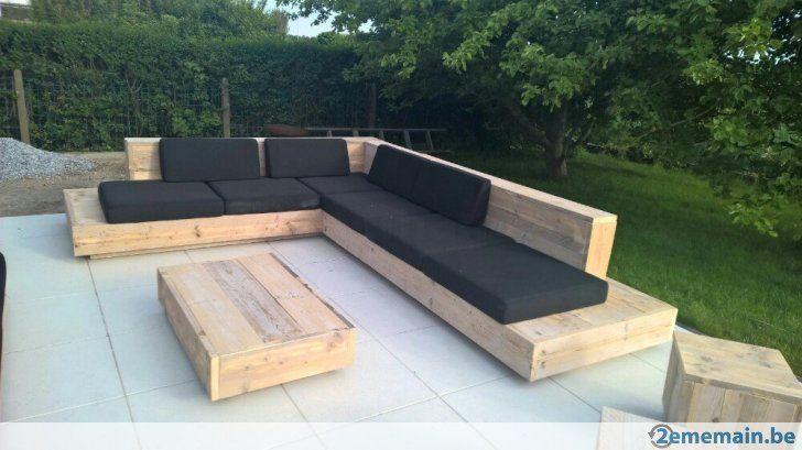 Afbeeldingsresultaat voor houten loungeset