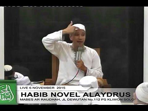 Habib Novel Alaydrus | Ciri Mata Hati Yang Padam