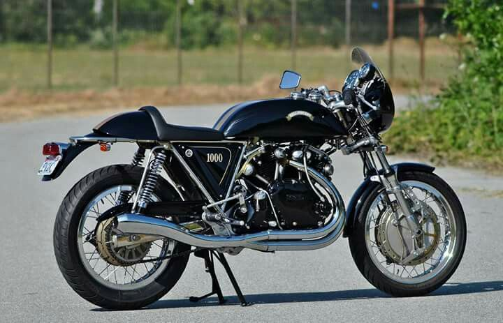 Egli Vincent replica from WMM