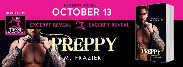 Tenemos ansiedad nivel lector y por eso te traemos un fragmento de #Preppy (T.M. Frazier), antes de su publicación.  #BecausePancakes http://lasderrapadoras.blogspot.com.ar/2016/10/anticipo-fragmento-de-preppy-life-death.html