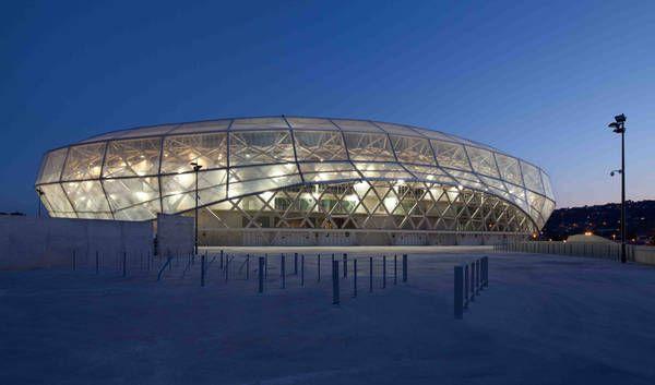 Allianz Stadium Nice Côte d'Azur, Wilmotte & Associés, Photo: Milane Servelle