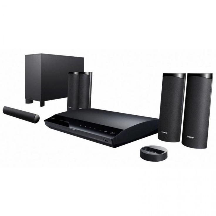 SONY BDV-E380 3D