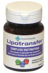 Lipotransfer est un complexe enzymatique qui limite la reformation des triglycérides après un repas.