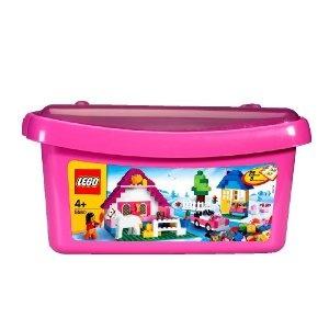 LEGO Creator 5560 Large Pink Brick Box: Amazon.co.uk: Toys & Games