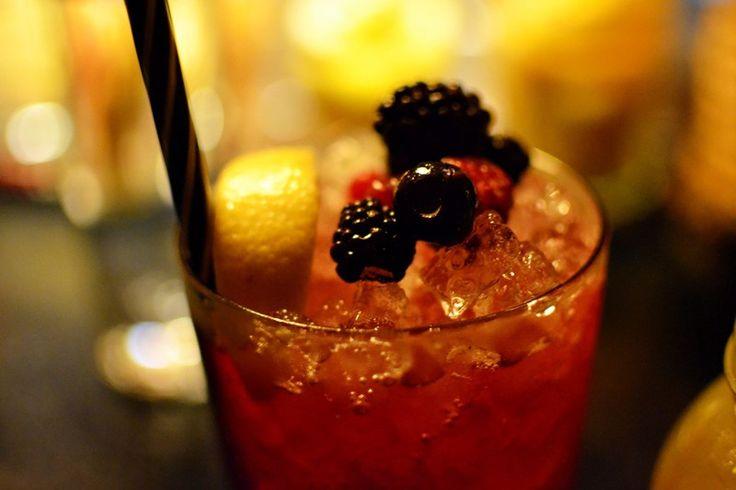 Cocktails At Tiki Bar