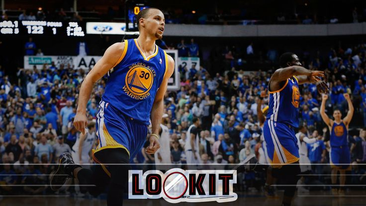 Watch the Stephen Curry game winner that silenced Dallas (#LOOKIT)