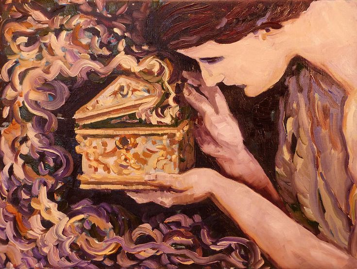 Art box erotic pandoras