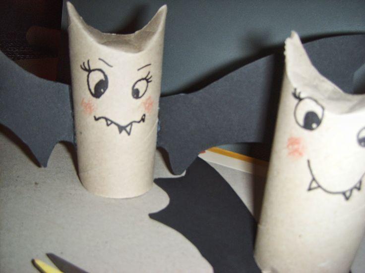 Halloween askartelua Ohjeet Halloween crafts