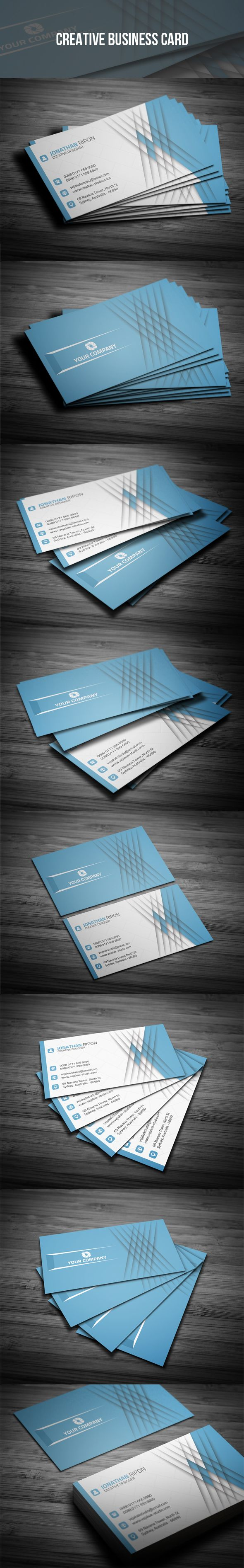 77 best Business Card Designs images on Pinterest