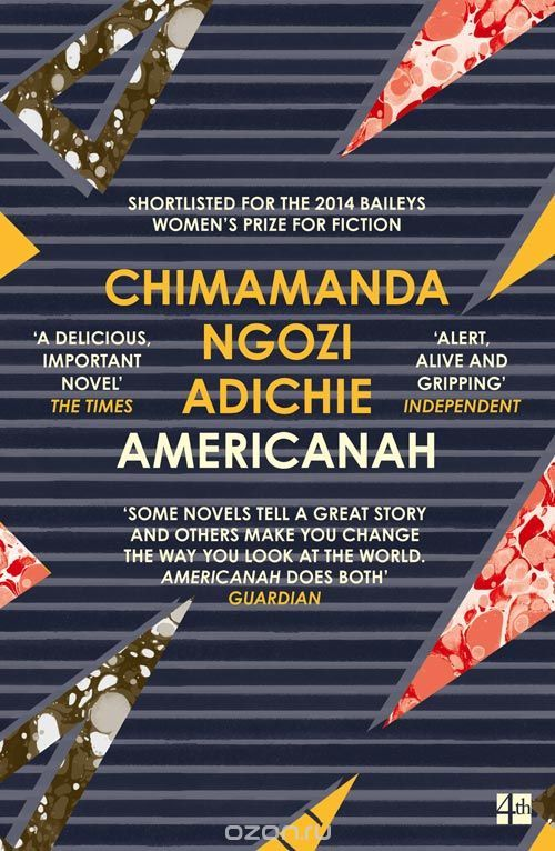 Americanah - some more thoughts