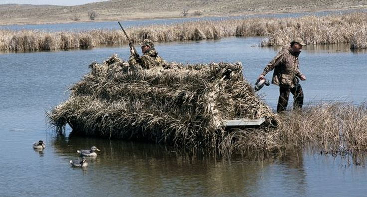 Building a DIY duck hunting boat blind may be the easiest thing you do to get more ducks. Check out our plans for a cheap easy DIY duck hunting boat blind.