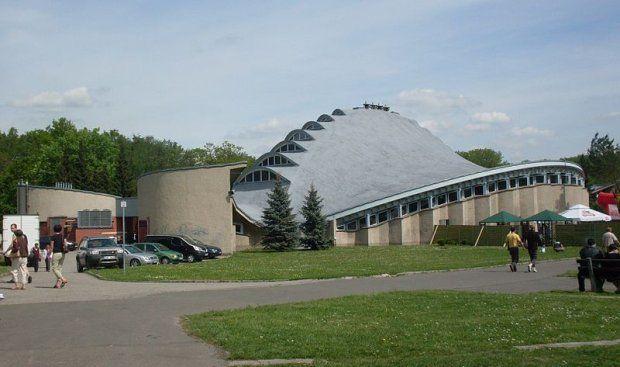 Wojewódzki Park Kultury i Wypoczynku w Chorzowie, proj. Władysław Niemirski, od 1951