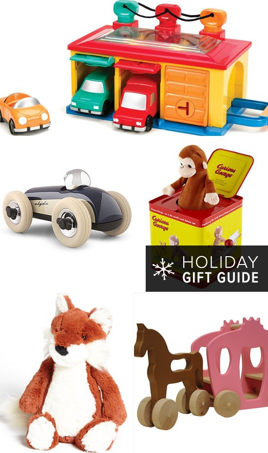 The best holiday gifts for 1 year olds!