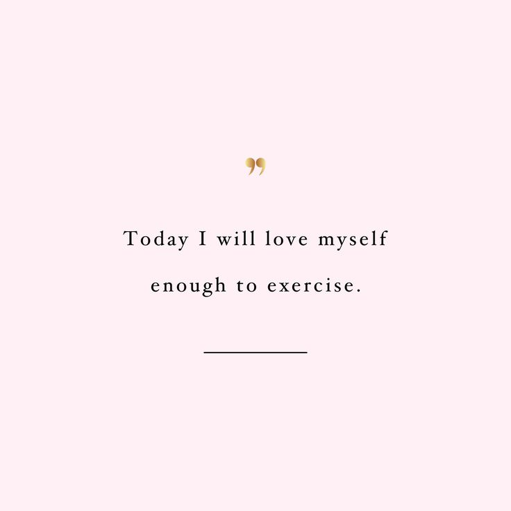 Love yourself! Browse our collection of motivational fitness quotes and get instant workout and exercise inspiration. Transform positive thoughts into positive actions and get fit, healthy and happy! http://www.spotebi.com/workout-motivation/exercise-inspiration-love-yourself/