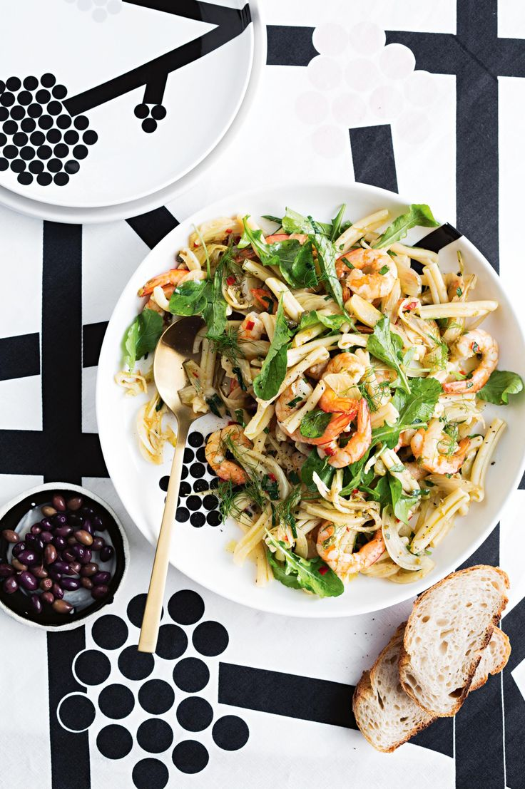 4 fast & easy pasta recipes for your Friday night. Styling by Jessica Hanson. Food styling by Kirsten Wilson. Photography by Jeremy Simons.  From the April 2017 issue of Inside Out Magazine. Available from newsagents, Zinio, https://au.zinio.com/magazine/Inside-Out-/pr-500646627/cat-cat1680012#/, Google Play, https://play.google.com/store/newsstand/details/Inside_Out?id=CAowu8qZAQ, Apple's Newsstand,https://play.google.com/store/newsstand/details/Inside_Out?id=CAowu8qZAQ, and Nook.