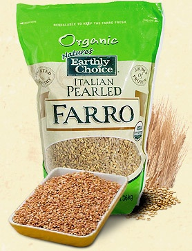 Nature's Earthly Choice | Premium Farro | www.earthlychoice.com | #Farro #EarthlyChoice: Farro Favorites, Favorite Products