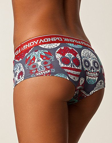 Day of the dead underwear