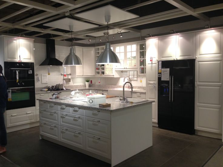 ... Appliances. Ikea Kitchen Model Pinterest Beautiful, Models and