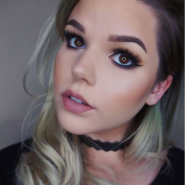 5ab59bd156a Glam up your lashes this weekend with our #Ardell Glamour lashes in #113 |  GLAMOUR | Ardell eyelashes, Makeup, Halloween face makeup