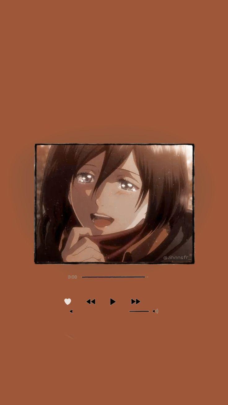 mikasa ackerman in 2020 anime wallpaper anime wallpaper
