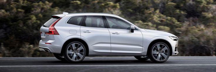 2018 Volvo XC60 Motor Performance