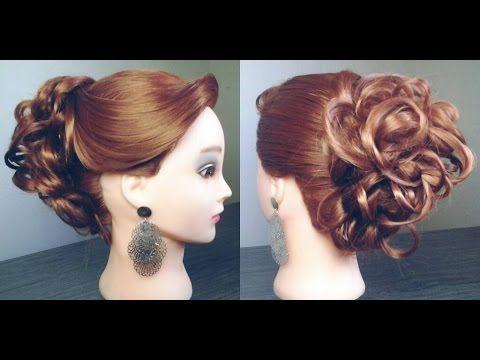 Coque estilo Grego para noivas - Greek style bun hairstyle for brides