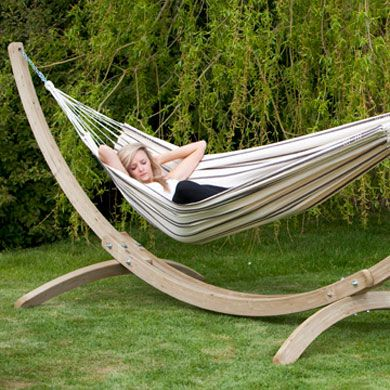 Medium image of build your own hammock stand   plans to make a hammock stand   hen and hammock