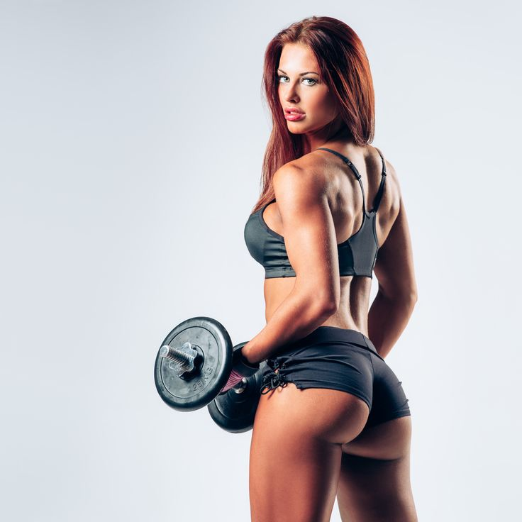 Article: TOP Butt Workouts for a Bigger Rounder Butt - plus Bonus Workout Logs to download and print for your personal use.