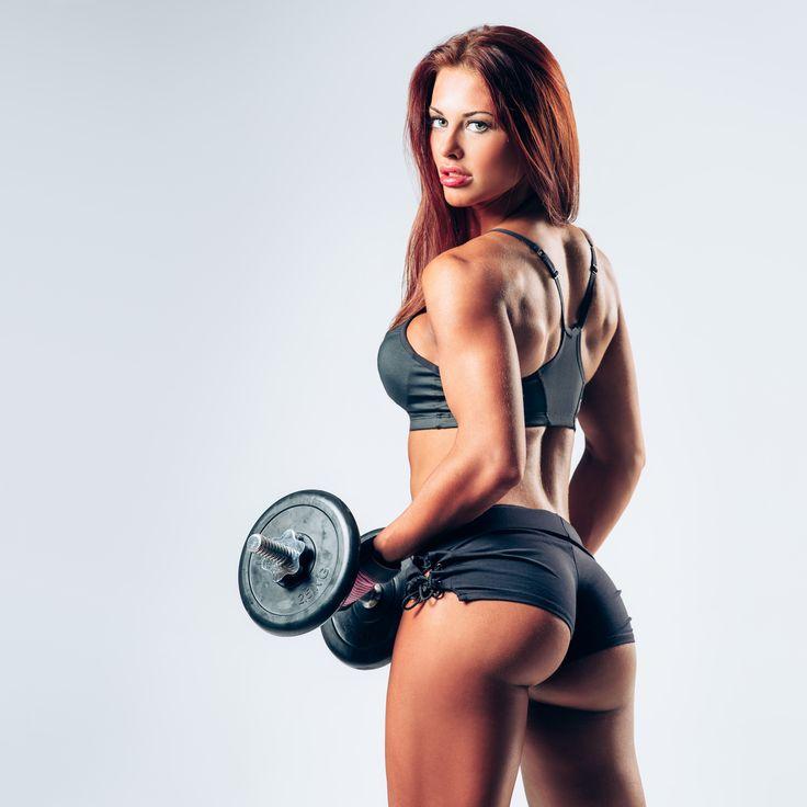 Exercices du fessier - Top 8 séances d'entraînement pour obtenir un fessier bien rond - TOP Butt Workouts for a Bigger Rounder Butt - plus Bonus Workout Logs to download and print for your personal use.