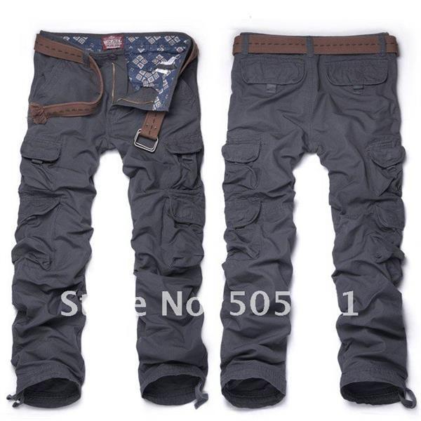 Штаны карго для мужчин