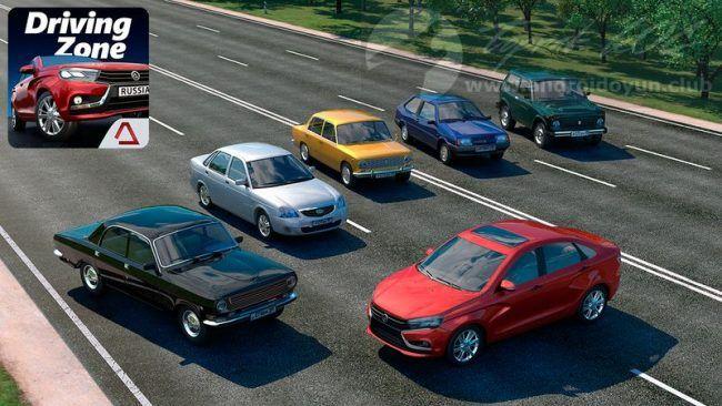 Driving Zone Russia V1 15 Mod Apk Cheats Gamecheats Gamehack Apkmod Modapk Racing Simulator Street Racing Driving