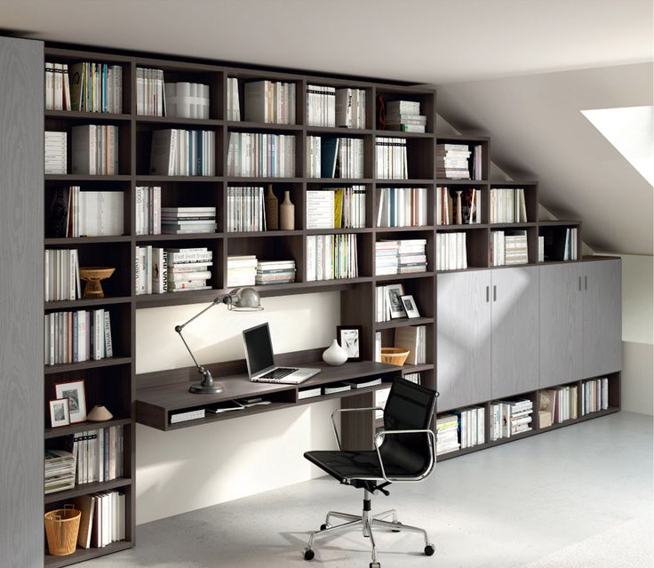 libreria con sscrittoio - Cerca con Google