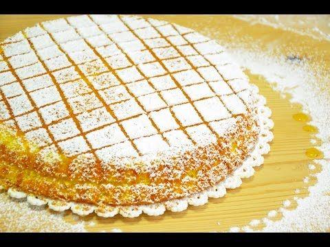 La ricetta della torta all'arancia soffice e morbida, fatta da mamma