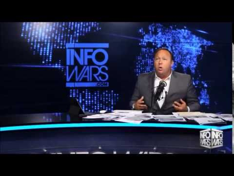 Alex Jones : Chemtrails & GMO are Mastered By The NWO