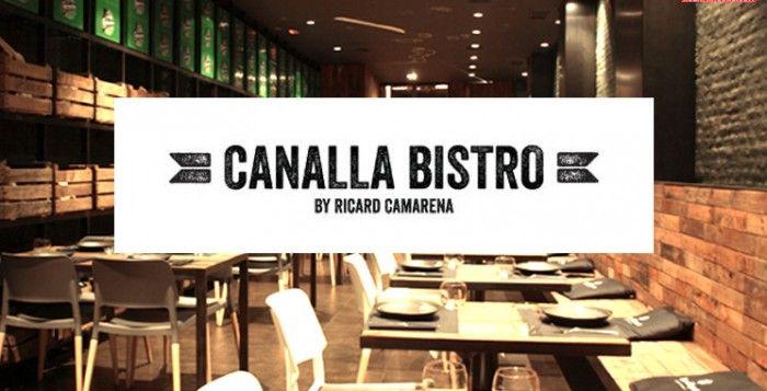 Canalla Bistro  (Ricard Camarena)