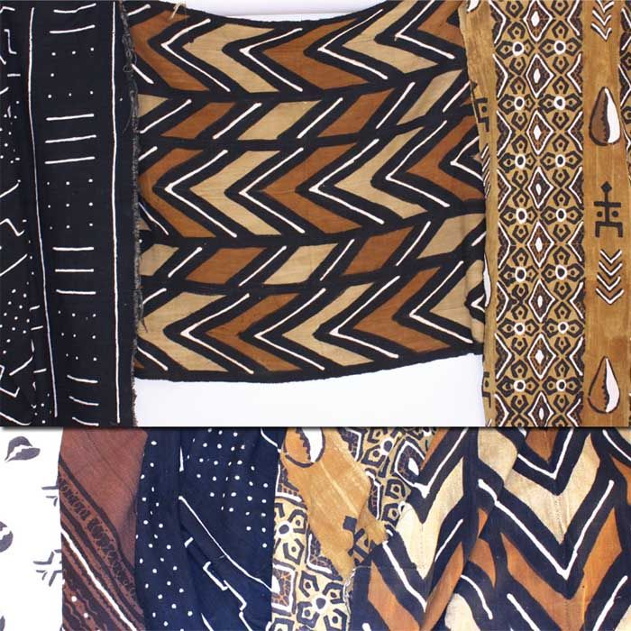 Traditional African Mudcloth