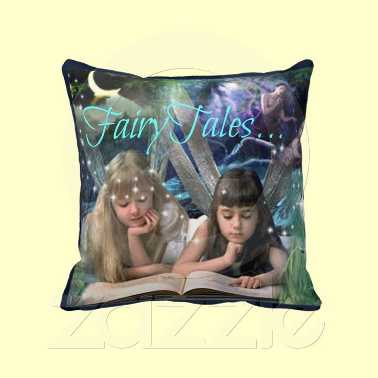 Fairytales... Pillow from SeaSky's