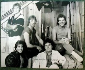 Dave Dee Dozy Beaky Mick & Tich  with the release of Staying with it there second Single released in 1983