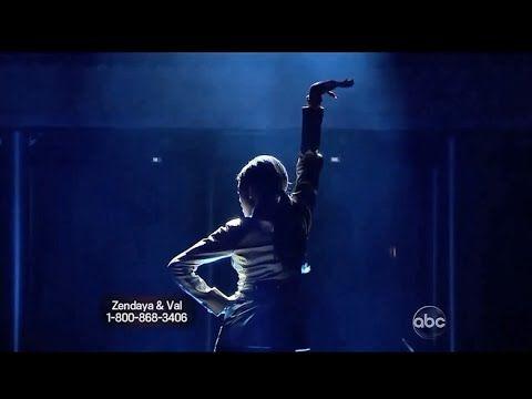 Zendaya & Val - Dancing With The Stars Season 16 - All Performances - YouTube