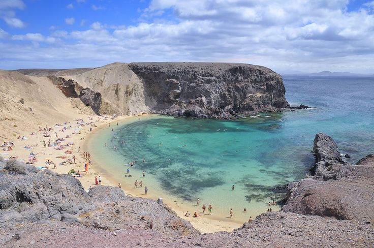 Papagayo, el Caribe en Canarias