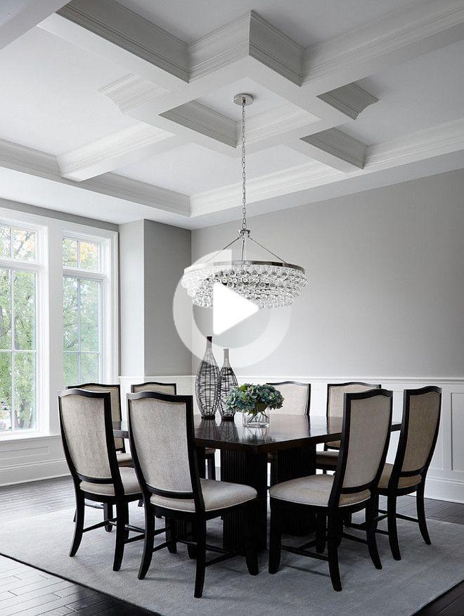 pin on deco en 2020  salle à manger de luxe décoration