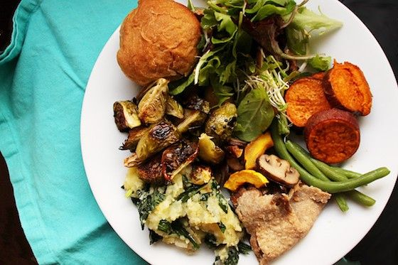 Vegan Thanksgiving Side Dishes? Here Are 20 We Want To Eat Now