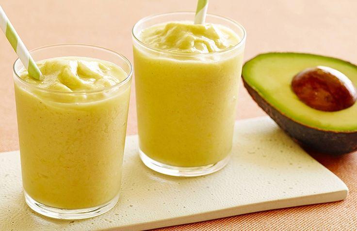 Life In Food - Frullato di avocado e frutta mista