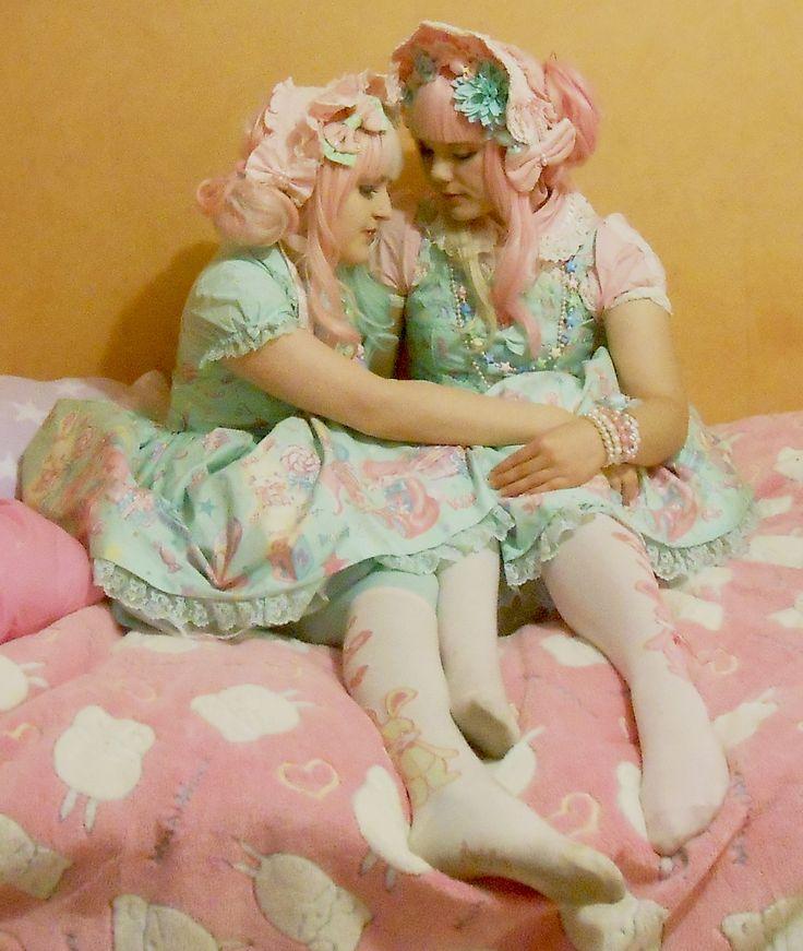 32 Best Cewe Cantik Images On Pinterest: 32 Best Images About Lolita Couples