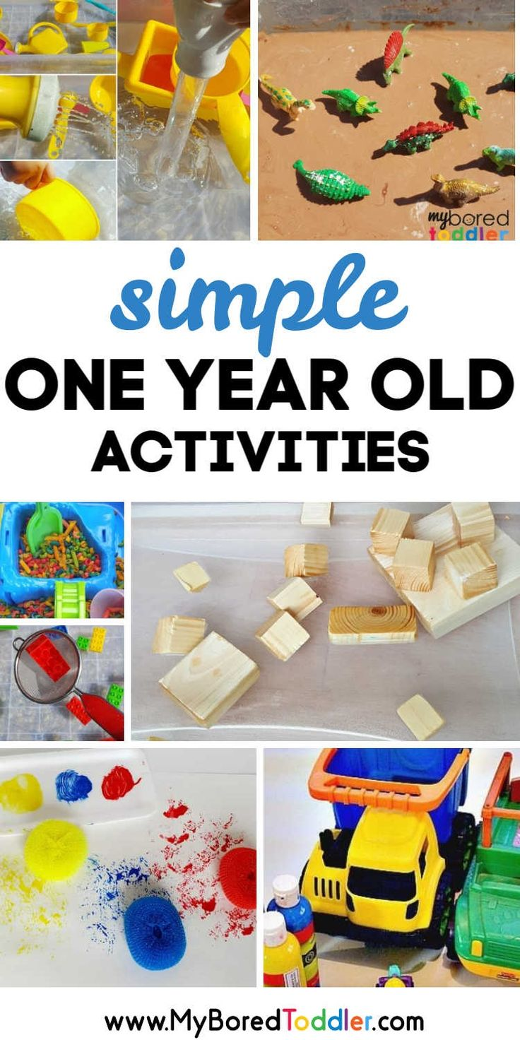 Activities For 1 Year Olds Top Posts From My Bored