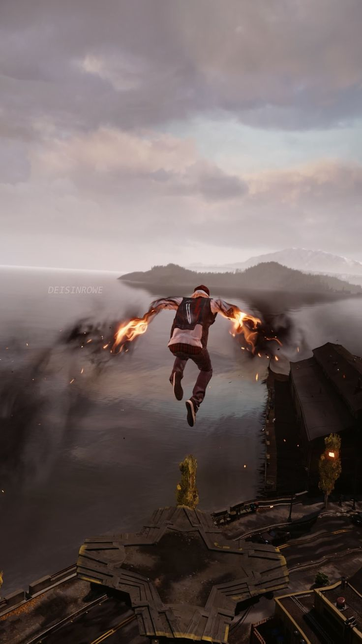 """"""" inFAMOUS: Second Son - Photomode (13/∞) """""""