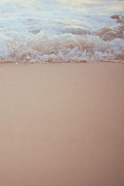 sandy shores, salty air