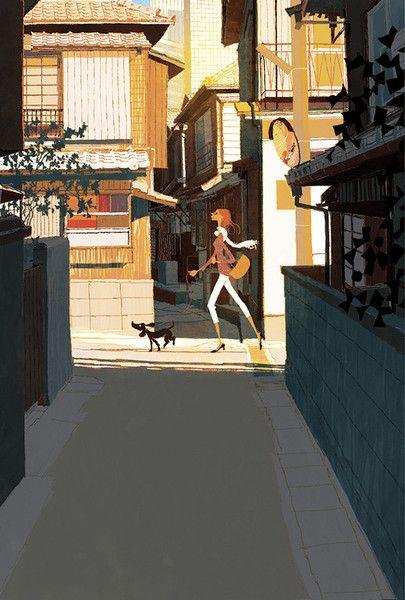 51 Best Tadahiro Uesugi Images On Pinterest Art Drawings