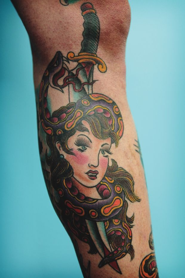68 best american traditional tattoos with tidbits images for Peck tattoos for guys