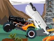 Motor Beast Flash Game. Jump behind the wheel of this monster truck and race as fast as possible to earn points. Play Fun Monster Trucks Games Online.